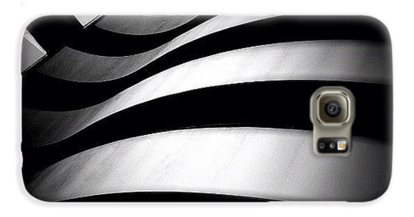 Zebra City - Concrete Jungle Galaxy S6 Case