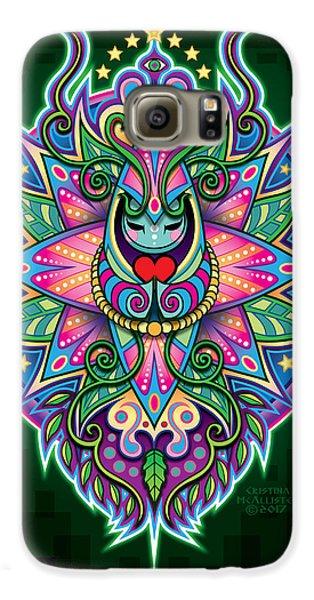 Elf Galaxy S6 Case - Zyn by Cristina McAllister