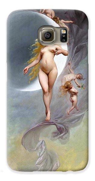 Voodoo Galaxy S6 Case - The Planet Venus by Luis Ricardo Falero
