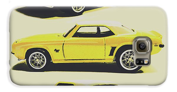 Automobile Galaxy S6 Case - 1969 Camaro by Jorgo Photography - Wall Art Gallery