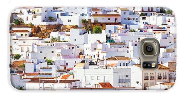 Town Galaxy S6 Case - Arcos De La Frontera, Tipycal by Jose Ignacio Soto