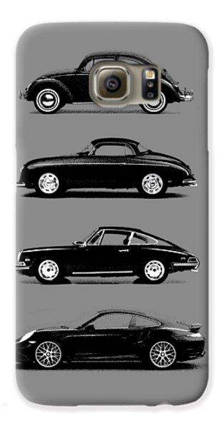Galaxy S6 Case - Evolution by Mark Rogan