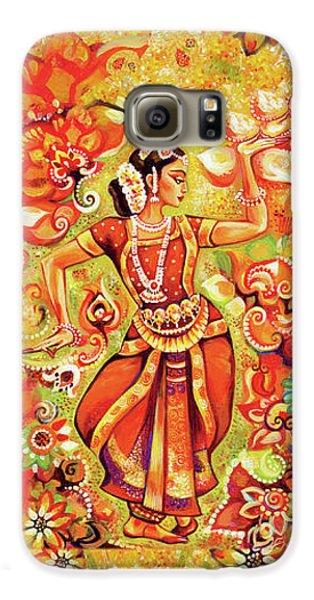 Ganges Flower Galaxy S6 Case