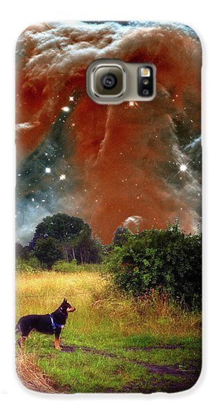 Galaxy S6 Case featuring the photograph Aspiring Lunar Rover Outer Space Image by Bill Swartwout Fine Art Photography