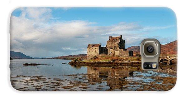 Castle Galaxy S6 Case - Eilean Donan Castle by Smart Aviation