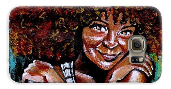 Galaxy S6 Case - Embraced by Artist RiA