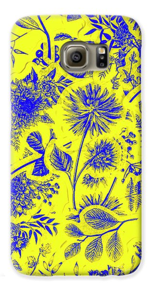 Orchid Galaxy S6 Case - Flora And Foliage by Jorgo Photography - Wall Art Gallery