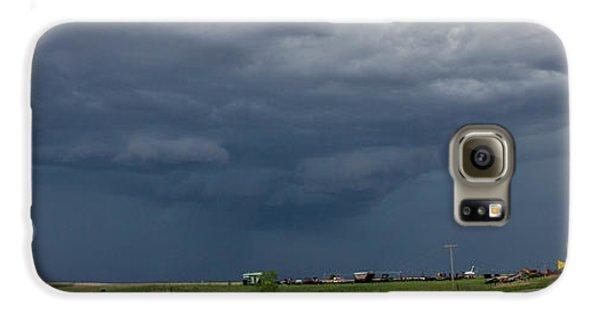Nebraskasc Galaxy S6 Case - Forces Of Nebraska Nature 002 by NebraskaSC