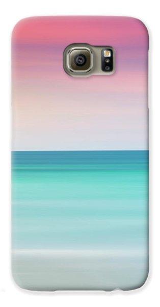 Colours Galaxy S6 Case - Hopes And Dreams by Az Jackson