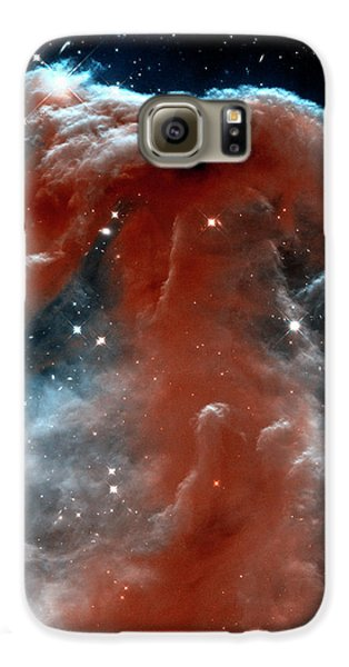 Galaxy S6 Case featuring the photograph Horsehead Nebula Outer Space Photograph by Bill Swartwout Fine Art Photography