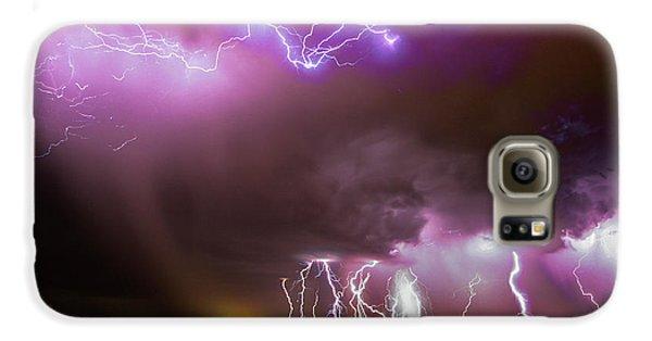 Nebraskasc Galaxy S6 Case - Just A Few Bolts 001 by NebraskaSC