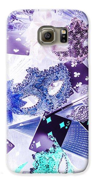 Magician Galaxy S6 Case - Magical Masquerade by Jorgo Photography - Wall Art Gallery
