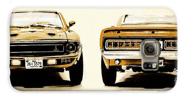 Automobile Galaxy S6 Case - Muscle Machine by Jorgo Photography - Wall Art Gallery