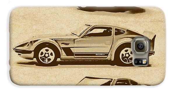 Automobile Galaxy S6 Case - My Fairlady  by Jorgo Photography - Wall Art Gallery