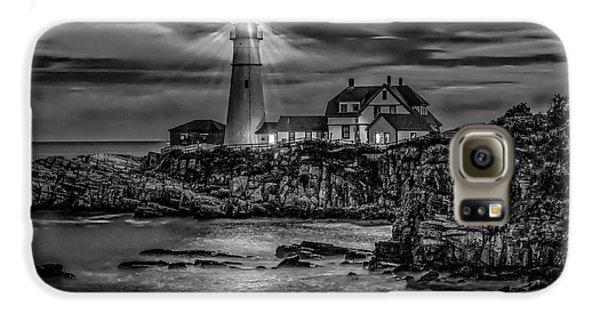 Portland Lighthouse 7363 Galaxy S6 Case
