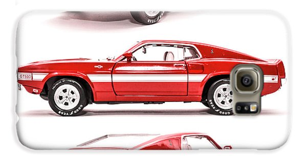 Automobile Galaxy S6 Case - Shelby Gt500  by Jorgo Photography - Wall Art Gallery