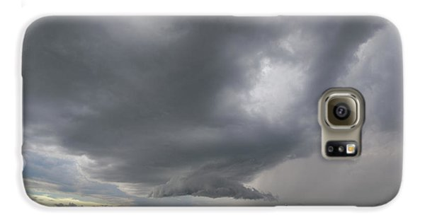 Nebraskasc Galaxy S6 Case - Some Afternoon Thunder 011 by NebraskaSC