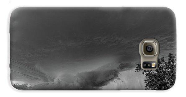 Nebraskasc Galaxy S6 Case - Storm Chasin In Nader Alley 007 by NebraskaSC