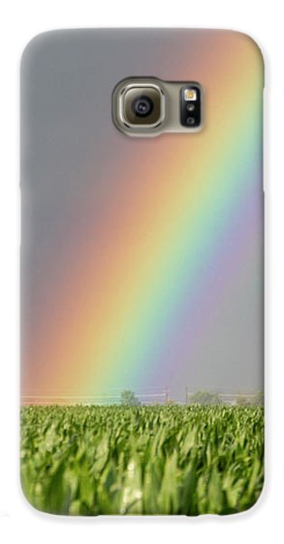 Nebraskasc Galaxy S6 Case - Storm Chasing After That Afternoon's Naders 023 by NebraskaSC