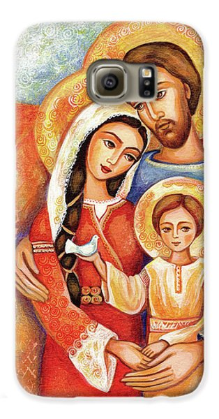 The Holy Family Galaxy S6 Case