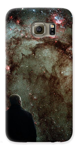 Galaxy S6 Case featuring the photograph To Boldly Go Where No Man Has Gone Before by Bill Swartwout Fine Art Photography