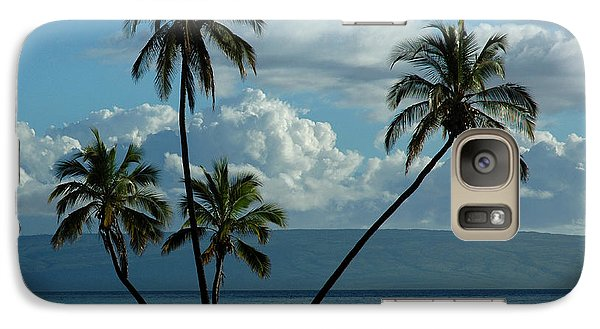 Galaxy Case featuring the photograph  A Little Bit Of Paradise by Vivian Christopher