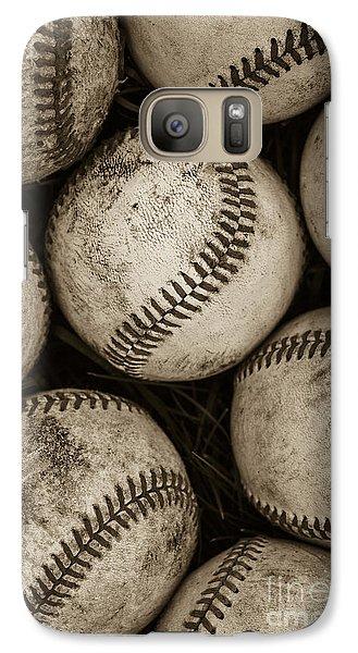 Baseballs Galaxy S7 Case