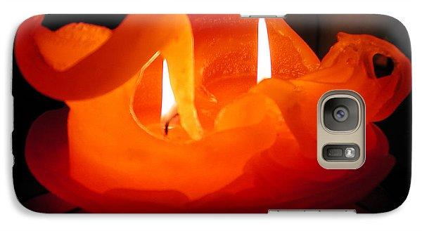Galaxy Case featuring the photograph  Beyond Life Light Zen Meditation by Colette V Hera  Guggenheim