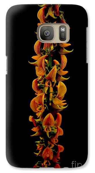 Galaxy Case featuring the photograph  Bunch Of Flowers by Michelle Meenawong