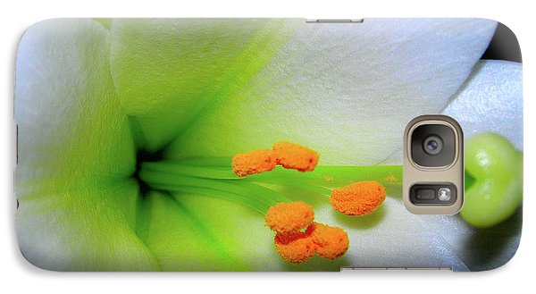 Galaxy Case featuring the photograph   Easter A New Beginning  by Randy Rosenberger