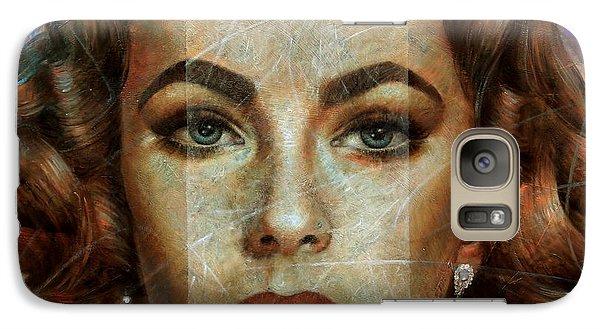 Elizabeth Taylor Galaxy S7 Case
