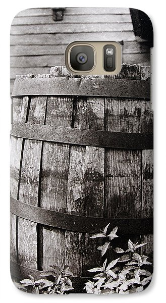 Galaxy Case featuring the photograph  Ephrata Cloisters Barrel by Jacqueline M Lewis