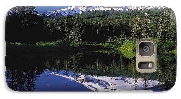 Galaxy Case featuring the photograph  Mount Hood Oregon  by Paul Fearn