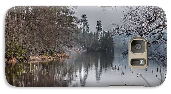 Galaxy Case featuring the photograph  One Solemn Spring In May by Rose-Maries Pictures