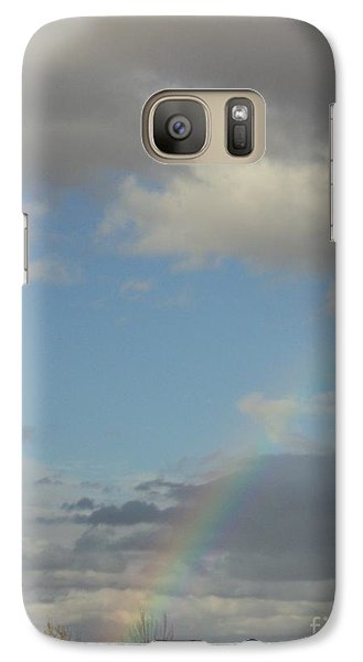 Galaxy Case featuring the photograph  Skys The Limit by Carla Carson