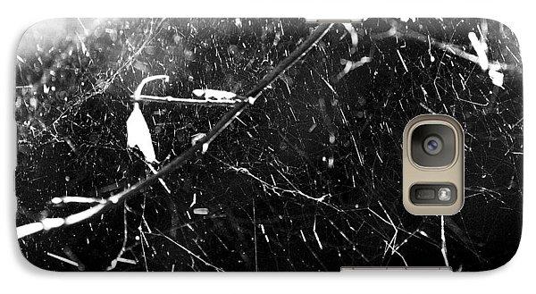 Spidernet Galaxy S7 Case by Yulia Kazansky