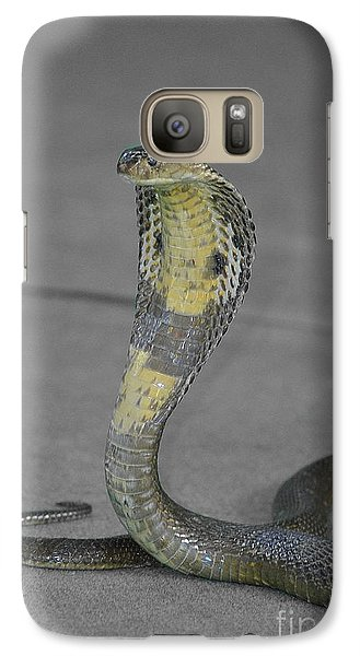 Galaxy Case featuring the photograph  The King by Michelle Meenawong