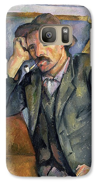 The Smoker Galaxy Case by Paul Cezanne