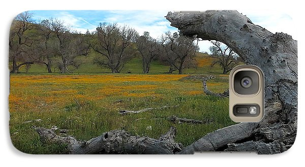 Galaxy Case featuring the photograph  Wild Shell Creek Road by Paul Foutz