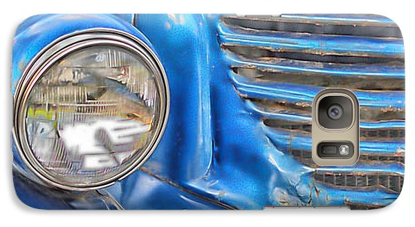 Galaxy Case featuring the photograph 1940 Plymouth Pick Up by JRP Photography