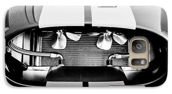 Cobra Galaxy S7 Case - 1965 Shelby Cobra Grille by Jill Reger