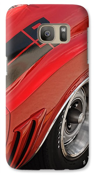 Galaxy Case featuring the photograph 1970 Dodge Challenger R/t by Gordon Dean II