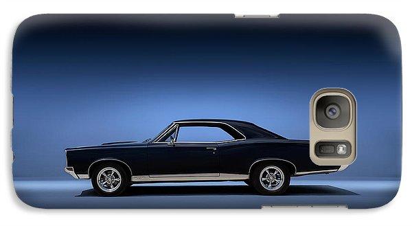 Goat Galaxy S7 Case - 67 Gto by Douglas Pittman