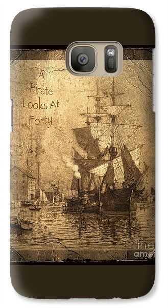 A Pirate Looks At Forty Galaxy S7 Case