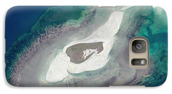 Adele Island Galaxy S7 Case