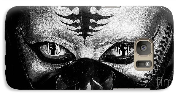 Galaxy Case featuring the photograph Alien by Angelique Olin