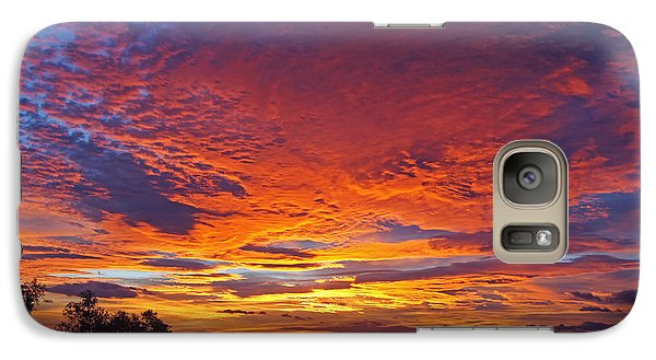 Galaxy Case featuring the photograph Andalucia Sunset by Rod Jones