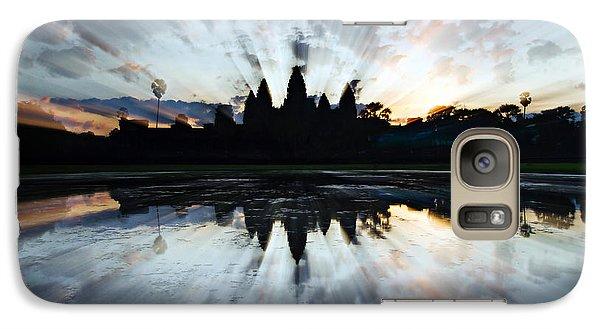 Angkor Wat Galaxy S7 Case
