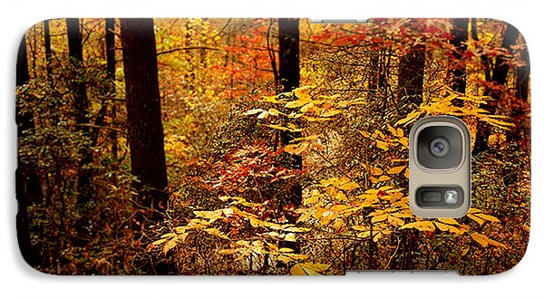 Galaxy Case featuring the photograph Appalachian Fall by Phyllis Peterson
