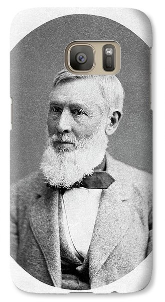 Asa Gray Galaxy S7 Case by American Philosophical Society